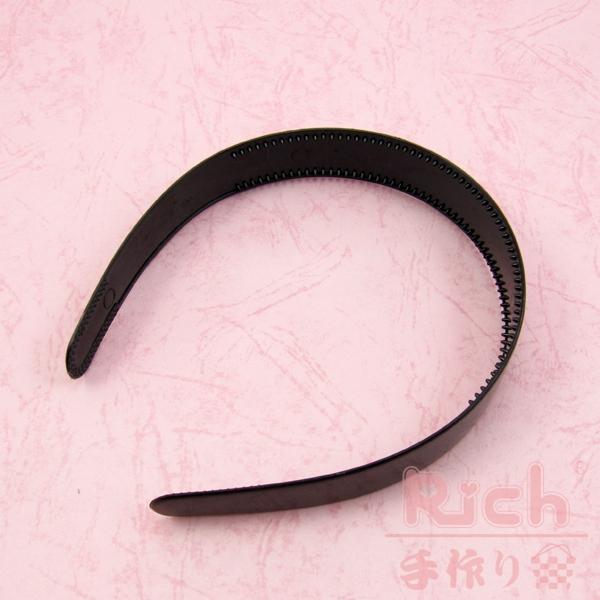 髮圈-黑色(長13.5cm,寬11.5cm )