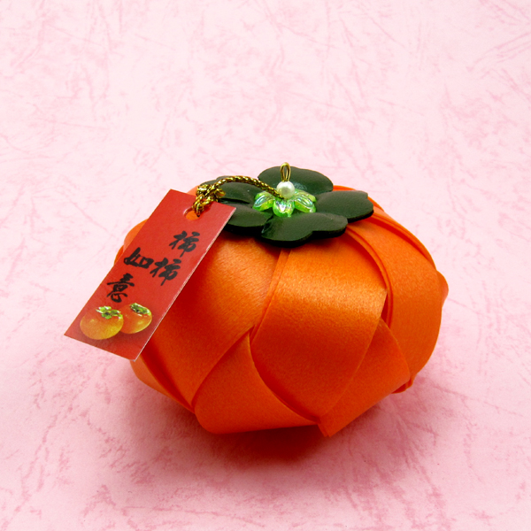 柿柿如意-柿子(材料包)