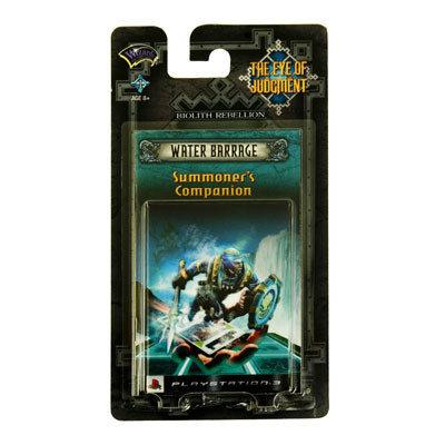 [PS3卡片遊戲] EOJ 審判之眼 審判魔眼 : Water Barrage 美版 SET1 DECK (洪水猛瀉主題套牌 WATER水屬性包)