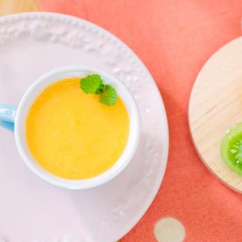 嬰兒副食品-昊寶食堂-4個月以上寶寶-雙薯紅蘿蔔米泥(十倍白米粥泥)