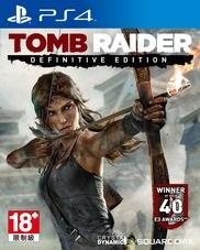 【原廠現貨】索尼 Sony PlayStation4 PS4 正版遊戲片 Tomb Raider(古墓奇兵)中英文合版 18+ 限制級