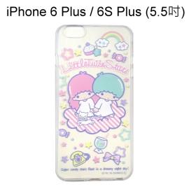 雙子星透明軟殼 [休閒] iPhone 6 Plus / 6S Plus (5.5吋)【三麗鷗正版授權】