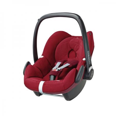 ★衛立兒生活館★Maxi-Cosi Pebble 汽座/安全座椅-專用椅套(紅色)