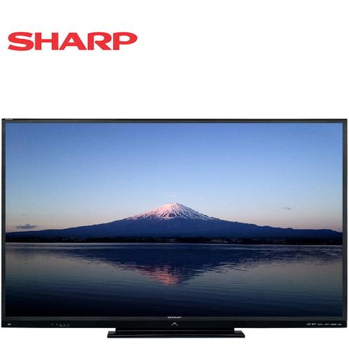 SHARP夏普 60吋 AQUOC3D超薄液晶電視 LC-60LE666AT