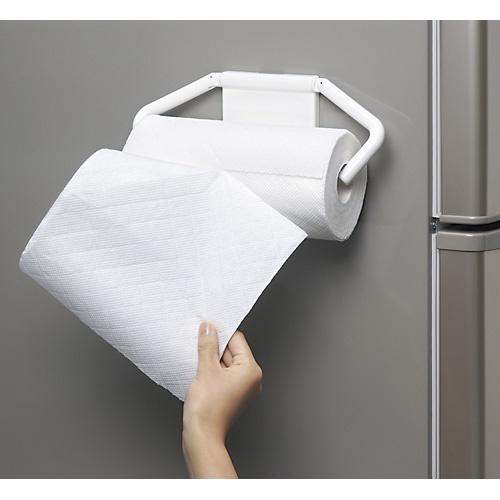 [促銷]日本LEC磁吸式捲筒紙巾架