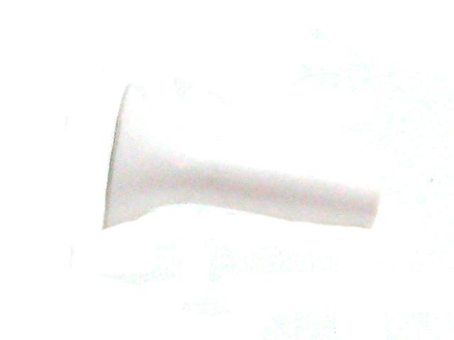 2分末端塞頭(專接2分白色的快速接頭或三通)