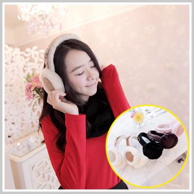 ☆雙兒網☆ Kitty girl 【o1129】吳佩慈明星愛用最新 UGG秋冬暖呼呼柔軟羊毛耳罩