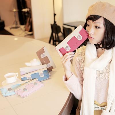 ☆雙兒網☆秋的記憶.預購【O255】韓國高質感麂皮可愛兔子造型筆袋-共六色