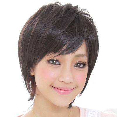 ☆雙兒網☆優質假髮(現+預)【D63】日系清新好感超短髮