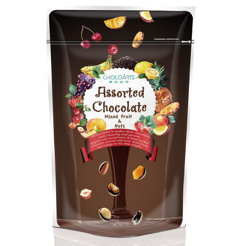 chocoarts 堅果綜合巧克力