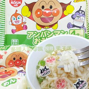 *即期促銷價*日本 日清麵包超人馬克杯麵 (綠-烏龍麵款) 泡麵 [JP417]