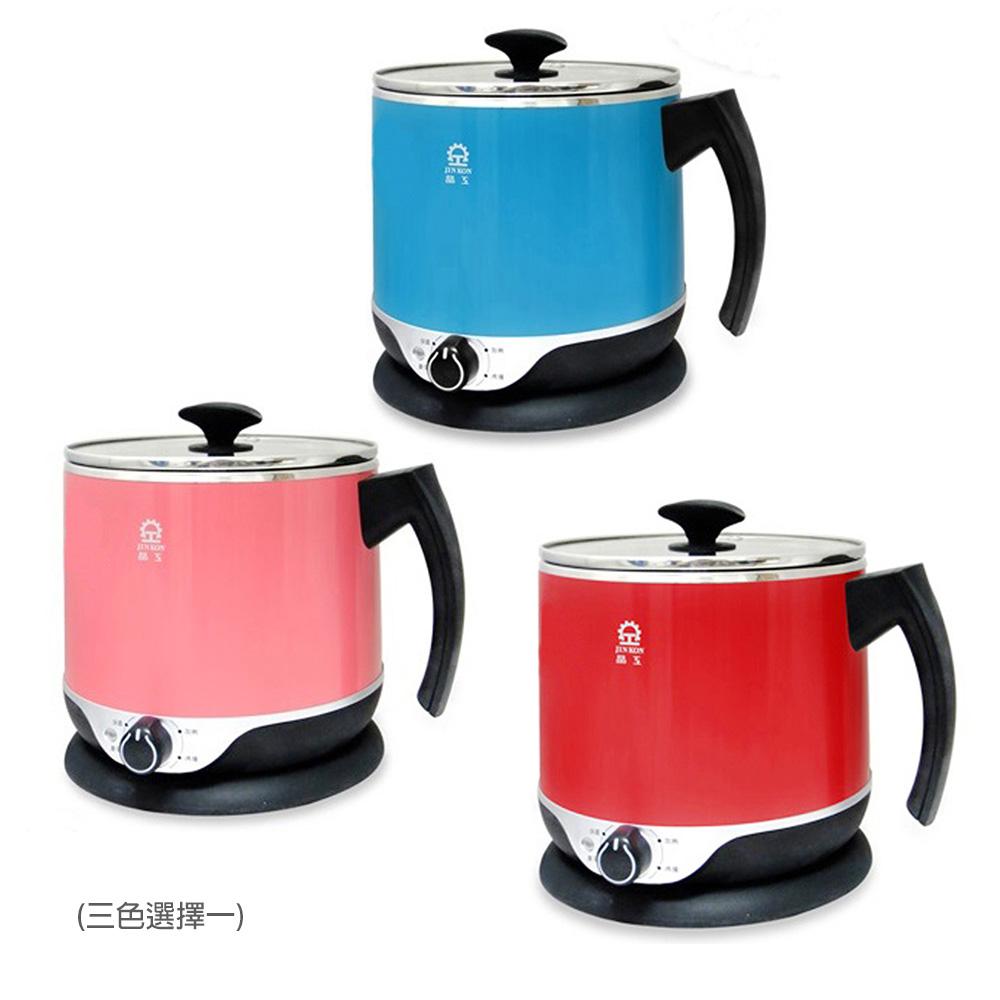 【晶工】2.2公升多功能不鏽鋼電碗 JK-201