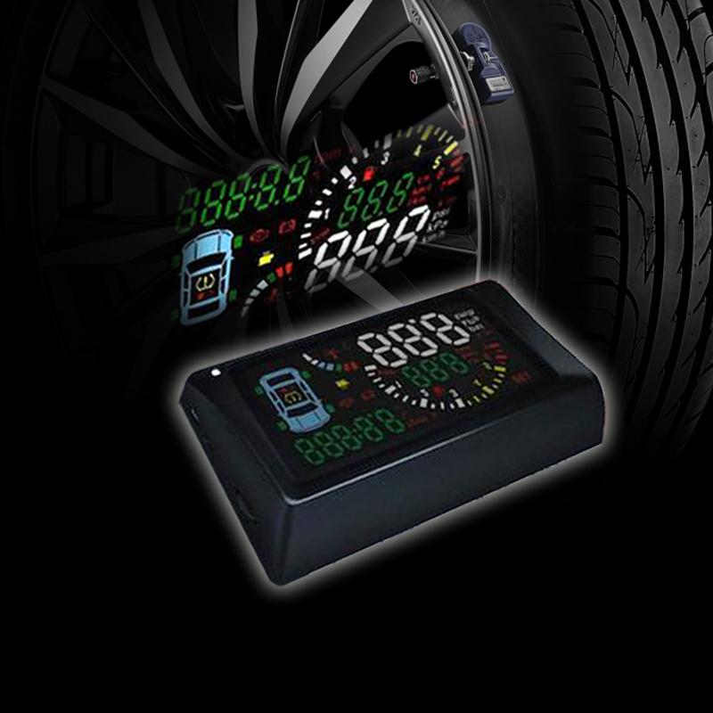 【哈默爾市集】TSA-S500 多功能OBD II 抬頭顯示器(基本款)