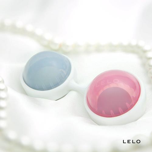 凱格爾練習球  瑞典LELO Luna Beads 露娜女性按摩球(聰明球)【經典款】