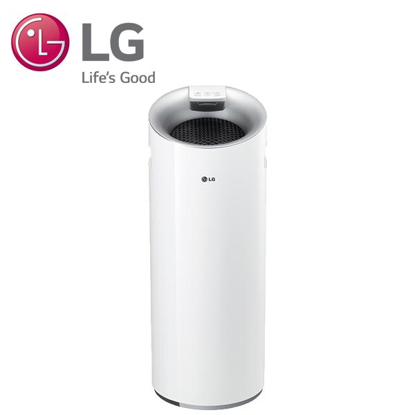 LG樂金 空氣清淨機 圓柱型 典雅白 PS-W309WI 韓國原裝進口