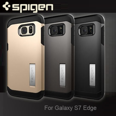 Spigen SAMSUNG Galaxy S7 Edge G935F Tough Armor 保護殼