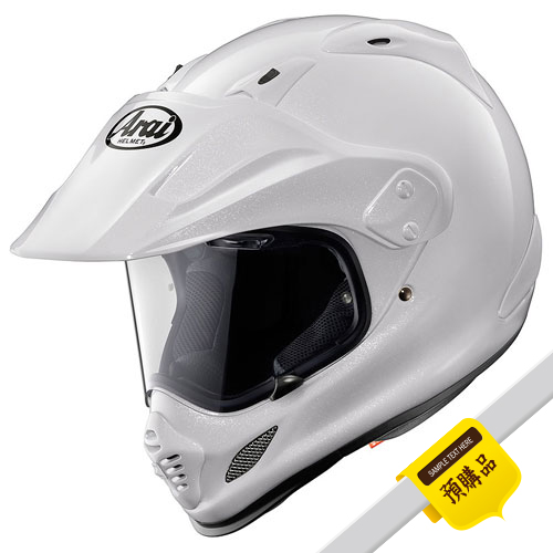 ◉兩輪車舖◉-Arai TOUR-CROSS 3 越野式素色系列頂級安全帽