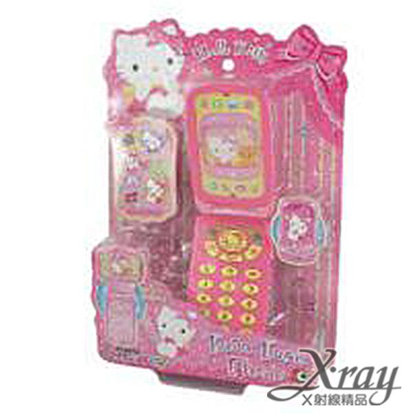 X射線【C173395】 HelloKitty玩具手機,兒童玩具/  HelloKitty/手機