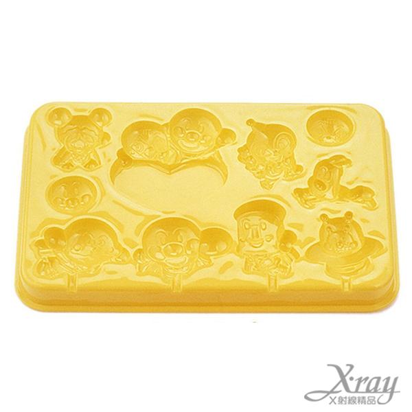 X射線【C780559】麵包超人壓模,DIY模具組/點心製作/糕餅模型/下午茶/日本製