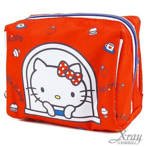 X射線【C852417】Hello Kitty 化妝包,化妝箱/化妝包//化妝包/收納包/洗漱包