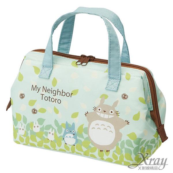 X射線【C339639】龍貓便當提袋,保冷袋/購物袋/便當袋/雜物袋