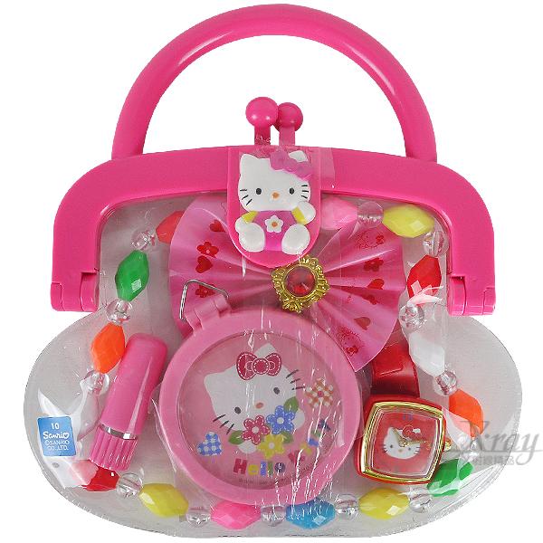 X射線【C001721】kitty皮夾玩具(預購),兒童玩具/卡通玩具/兒童禮物/塑膠玩具/安全玩具