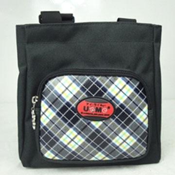 X射線【Cb3118】UnMe多功能手提便當袋萬用提袋(藍)台灣製造,開學必備/兒童書包/雙肩包/手提包