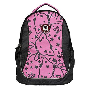 X射線【Cp3099A】UnMe超大容量休閒背包(粉紅)台灣製造,開學必備/兒童書包/雙肩包/手提包