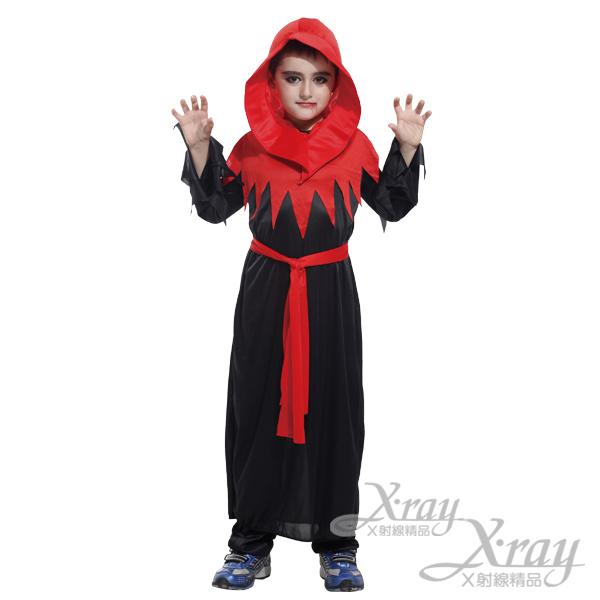 X射線【W646537】小歌德裝,化妝舞會/角色扮演/尾牙表演/萬聖節/聖誕節/兒童變裝