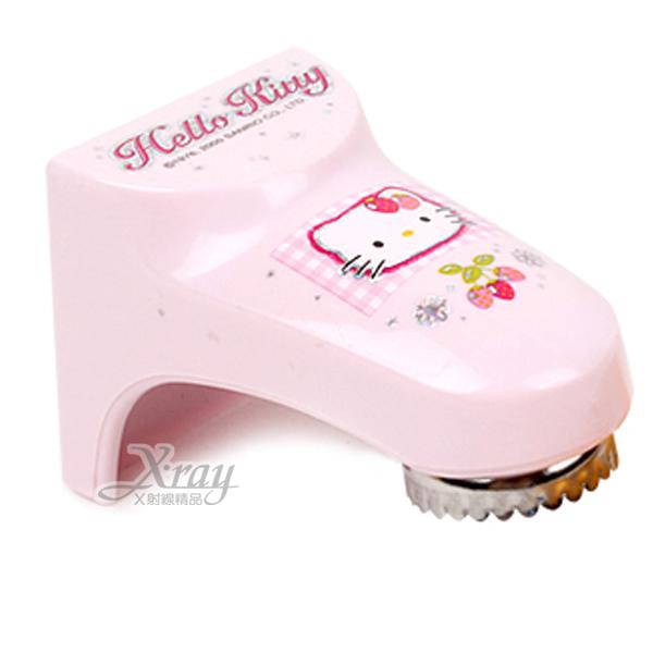 X射線【C170113】Hello Kitty磁吸式肥皂收納架(粉紅.草莓)韓國製,香皂盤/肥皂盒/卡通/可愛日式/凱蒂貓/三麗鷗/置物架