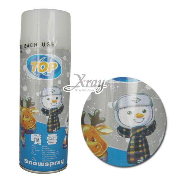 X射線【X124507】噴雪,聖誕/聖誕佈置/噴漆/噴罐/雪景/人造雪