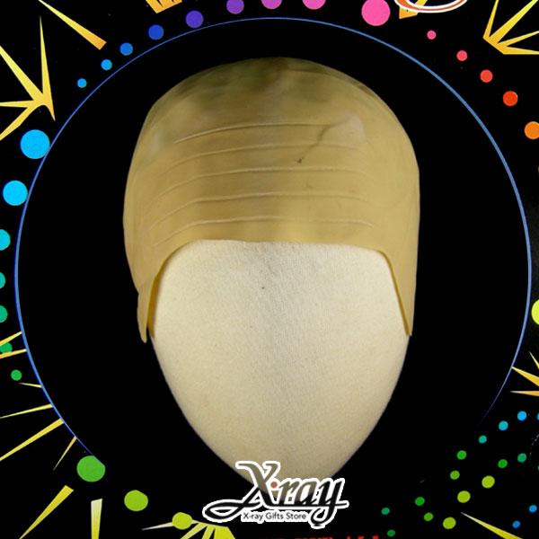 X射線【W030020】假頭皮,萬聖節服裝/表演道具/造型假髮/角色扮演