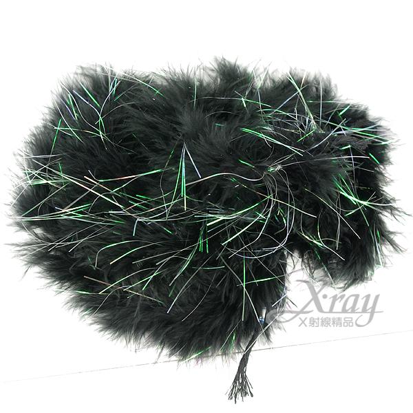 X射線節慶王【Y440001】PARTY 婚禮小物 小羽毛-黑
