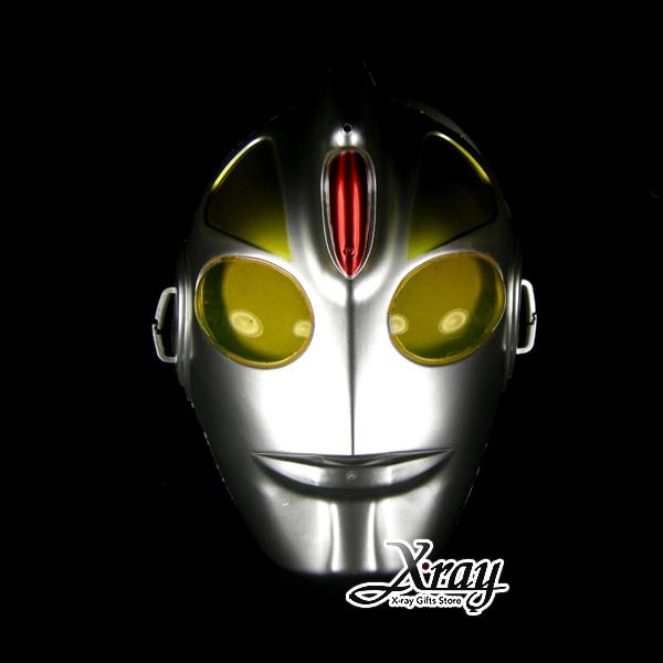 X射線【W600057】鹹蛋超人面具 - 派對裝扮/舞會變裝/萬聖節/表演都適合