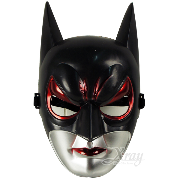 X射線【W060007】蝙蝠俠面具,萬聖節/Party/角色扮演/化妝舞會/表演造型都合適~