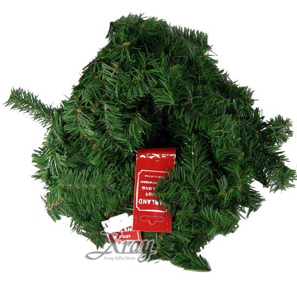 X射線【X400011】空綠色樹藤(9呎), 聖誕衣/聖誕帽/聖誕襪/聖誕禮物袋/聖誕老人衣服