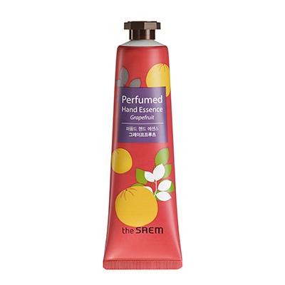 韓國the SAEM 芳香精華護手霜葡萄柚(New)-30ml Perfumed Hand Essence - Grapefruit 【辰湘國際】