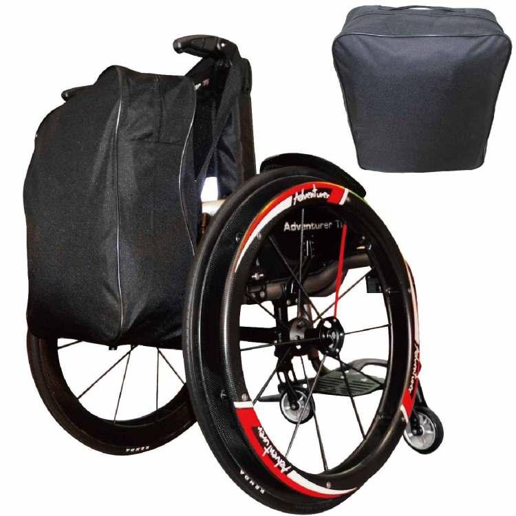 便攜背袋 -大容量背袋, 電動代步車用、輪椅用,防潑水處理,外出實用、方便-A款