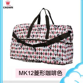 請先詢問庫存【騷包館】HAPITAS 米奇系列 新色上市3 手提二用摺疊摺疊圓形旅行袋(大) H0004-MK12