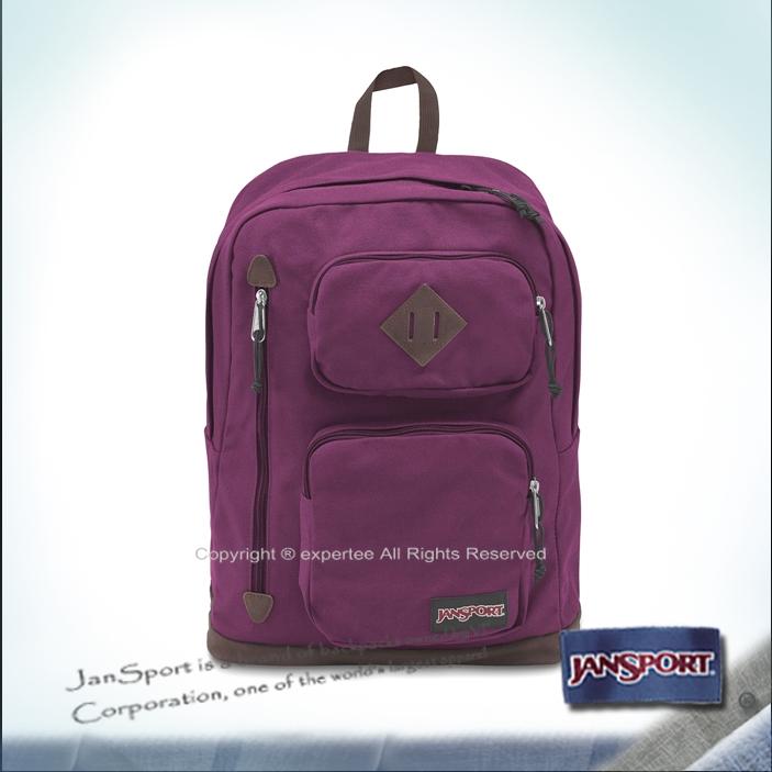 預訂【騷包館】JANSPORT專櫃 休士頓火箭型後背包 神秘紫 JS-43983J9Z1