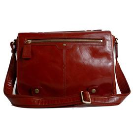 【騷包館】SOB DEALL 沙伯迪澳 牛皮 蓋式書包款斜背包 20801010402