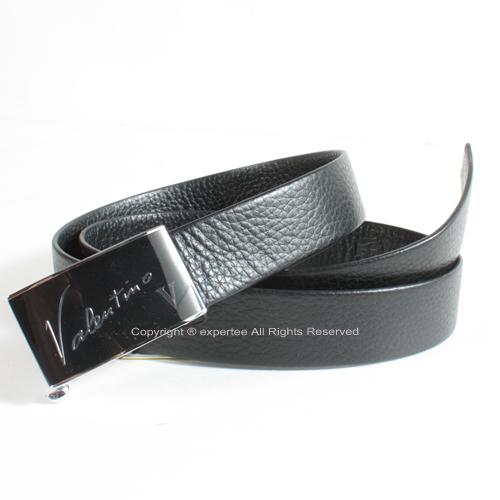 停產【騷包館】Valentino范倫鐵諾 法國品牌 自動式男用皮帶VV-126-3