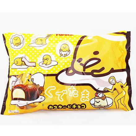 【敵富朗超巿】日本古田Furuta蛋黃哥卡士達巧克力