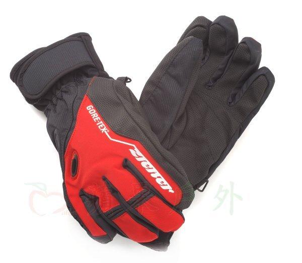 【【蘋果戶外】】Snow Travel AR-42 ZIENER GORE-TEX GTX 防水透氣 保暖手套 防寒手套 看見台灣登玉山