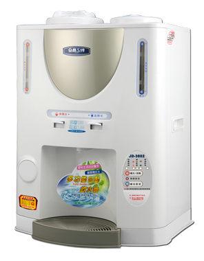 晶工牌JD-3802只要3300,溫熱自動補水開飲機/飲水機