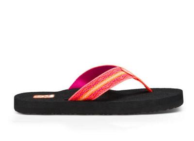 (陽光樂活) TEVA 女款織帶拖鞋(杜邦記憶鞋床) TV4198ZCR