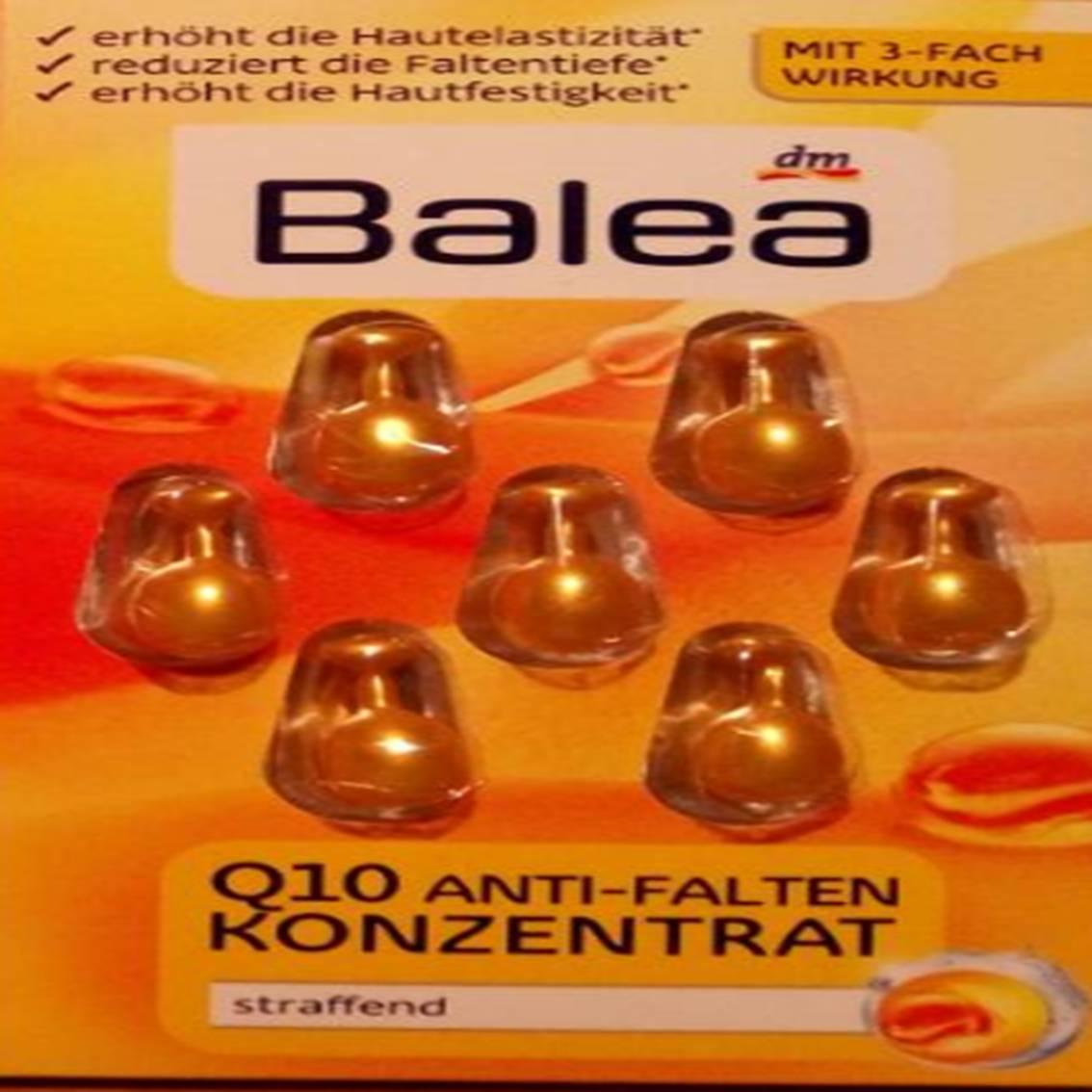 德國 BaleaQ10抗皺緊緻精華膠囊  樂活生活館