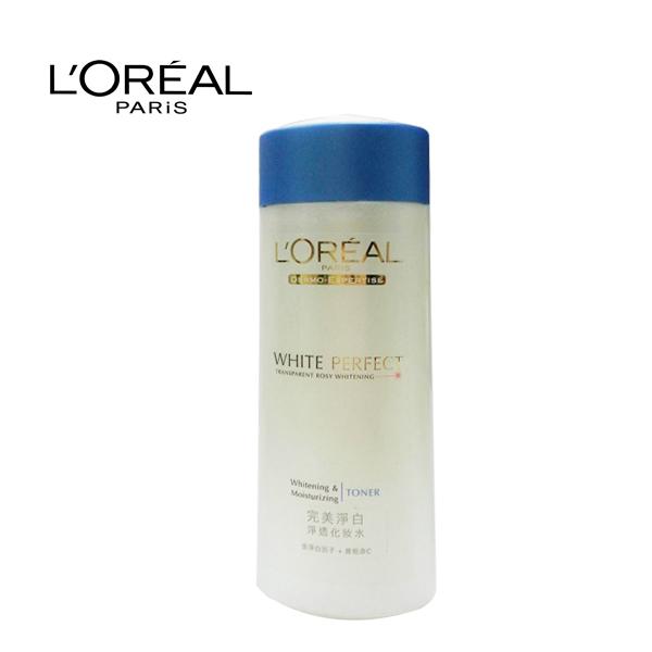 L'ORÉAL 萊雅 完美淨白淨透化妝水200ml