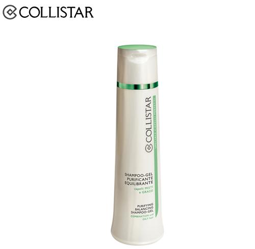 COLLISTAR 蔻莉絲塔 油脂平衡洗髮精250ml 《Umeme》