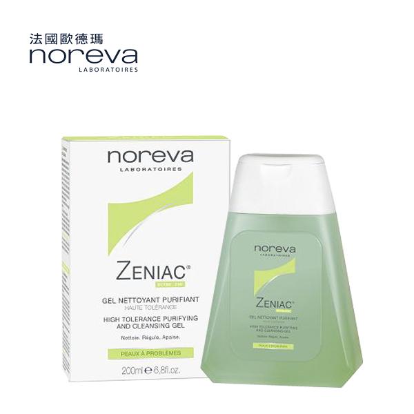 [短效期5折特賣]noreva 法國歐德瑪 控油潔膚凝膠 200ml《Umeme》貴婦級的耀眼光采